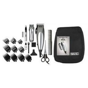 Set de Afeitadora Eléctrica Wahl Home Delux Groom Pro 7930536-Plateado 09cb9543d89e