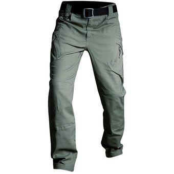 Pantalones Tacticos Militares Pantalones Pantalon Informal De Hombre Pantalones De Trabajo Estilo Militar Pantalon Negro Fino Combate Pantalones Holgados Cui Dark Green Ix9 Linio Peru Ge582sp0tq817lpe