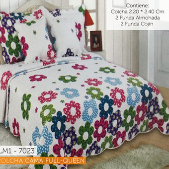 Compra colchas edredones cubrelechos tendido cama doble - Colchas de lujo ...