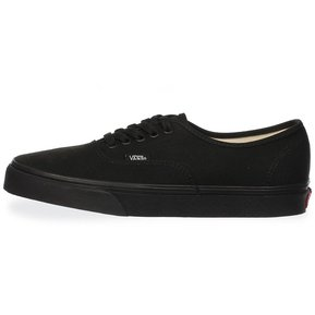 Tenis Vans Authentic - 0EE3BKA - Negro - Unisex 75858364137