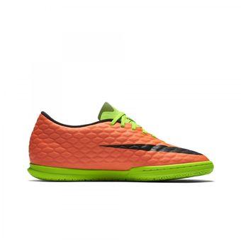 Agotado Guayos Fútbol Hombre Nike HypervenomX Phade III IC -Verde Con  Naranja 4ea515da45bac