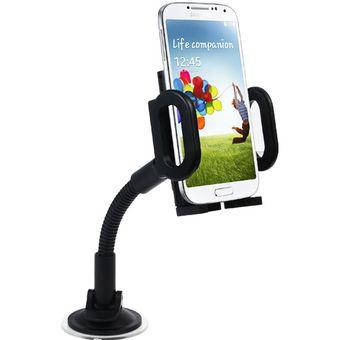 b9c2c848122 Agotado Soporte Base Gancho Holder Para Carro Flexible Ajustable Universal  Teléfono Celular Smartphone La Tablet Camara El