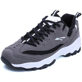 comprar baratas buscar autorización mejor sitio Zapatos Para Correr Los Hombres Calzado Tenis Deportivos Respirable  Zapatillas -Gris