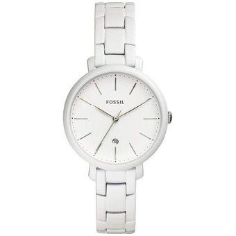 2bd0fd320ef5 Compra Reloj Fossil Jacqueline ES4397 Para Dama - Blanco online ...