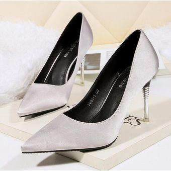 Compra Mujer Generic Argentina Gris OnlineLinio De Tacon Zapatos NwmOn08v