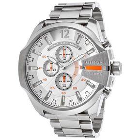 1b6136bb934f Reloj Análogo marca Diesel Modelo  DZ4328 color Plata para Caballero