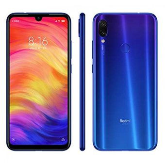 f1409725b5a Xiaomi Redmi Note 7 128GB 4GB RAM Version Global – Azul