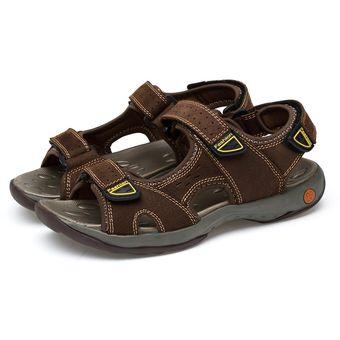 Verano Sandalias Playa Zapatos Hombre Casual 3TlK1JFc