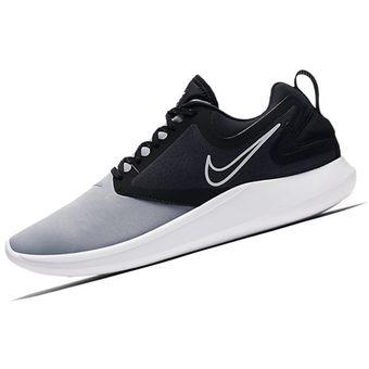 Hombre Nike Plomo Lunarsolo Tenis Para 8nO0kPw
