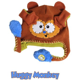 Sombrero Divertido Gorro Hat Flipper Monkey Con Movimiento Monstruos Y  Animales-CAFE 17e9fb80d8d