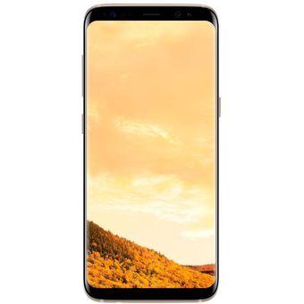 Samsung Galaxy S8 64GB-Midnight Gold teléfono smartphone linio smartphones 2019
