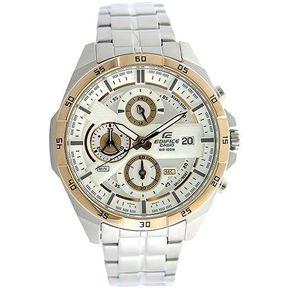 2ab2e80b259b Reloj Casio Edifice Cronógrafo EFR-556DB-7AV Analógico Hombre - Plateado