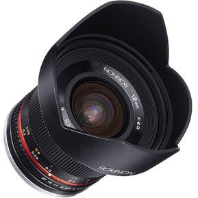 ad6fbf484e Rokinon Lente NCS CS de 12 mm f / 2.0 para Sony E-Mount (