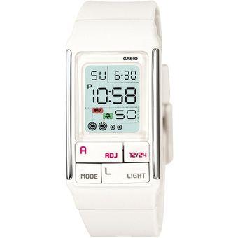 f6ec5e12ff53 Compra Reloj Casio Poptone LDF52 Blanco online