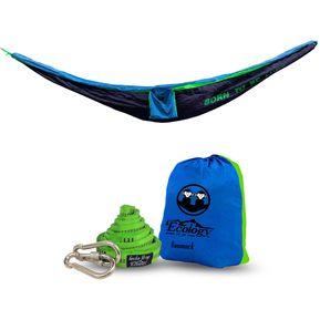fc137403f Hamaca Para Camping Con Kit Suspensión Ideal Acampar, Playa