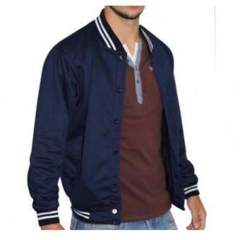 Compra Chaqueta Azar Beisbolera CH001-Azul online  6519c07990a