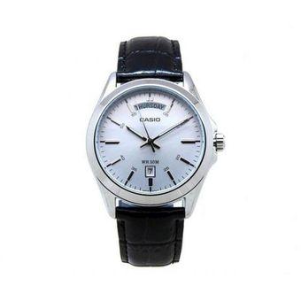 cf973ac08e9b Compra Reloj Casio MTP-1370L-7AV Negro Hombre online