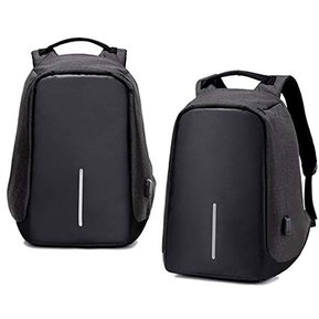 31342f9a0 Mochila Antirrobo Backpack Impermeable Usb Laptop Tablet