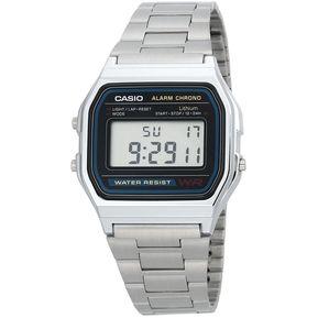8d3c6a4952ce Reloj Casio Unisex Hombre Mujer Vintage A158wa-1df
