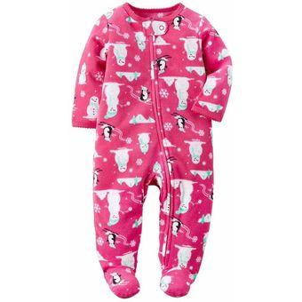 81673cab7 Compra Pijama Enterizo De Pies Bebe Niña online