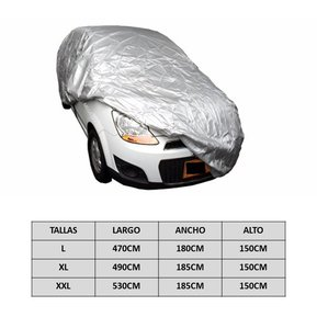 09d66d1ff Pijama Forro Cobertor Funda Carpa Auto Carro Gb Protección Uv