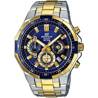 6e5829fc4fc Compra Reloj Casio Edifice Cronógrafo EFR-554SG-2AV Analógico Hombre ...