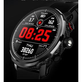 b850f65fdb18 Smartwatch L5 Reloj Inteligente IP68 Waterproof HR Deportes Bluetooth.