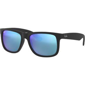 0478cc395d905 Lentes de Sol Justin Blue Mirror Ray-Ban