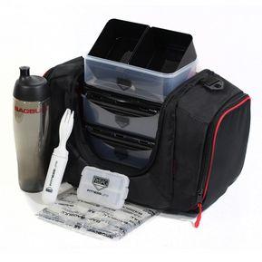 5b239b07f221b Lonchera Fit Bag Bull One Max Termica con accesorios Gym