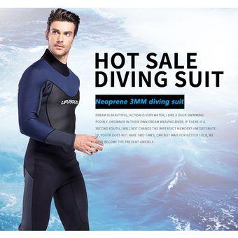 Compra Traje de buceo traje de surf-Negro online  056601ba845