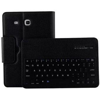 04bd440a065 Compra Funda con Teclado Bluetooth para Galaxy Tab A6 7