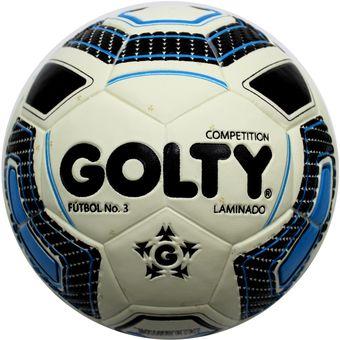 7a9cf5d1bff60 Compra Balon De Futbol  3 Competition T656858A - Azul online