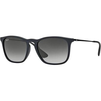 87637b747b Compra Gafas de Sol Ray Ban Chris - 0RB4187622/8G para Hombre - Gris ...