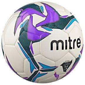 Balon Futsal Mitre Meteor Bco Purp Cyan N°4 4d3c63bdafcb8