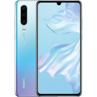 Huawei P30 128Gb 6Gb Ram -Azul Piedra Luna