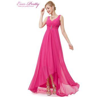 Vestidos Noche Largos Siempre Bonitos Talla Grande Ep09983bk Doble Cuello E