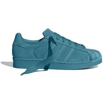 zapatillas adidas azul turquesa