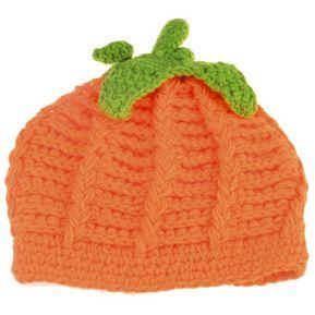 EH Lindo Bebé Recién Nacido Halloween Partido Sombrero De Calabaza Cómodo  Crochet Hecho Punto - Naranja 7c9ed8f1e5b