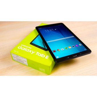 "Tablet Samsung Galaxy Tab E 7.0"" 3g Sm-T116bykucoo Ebony Black"