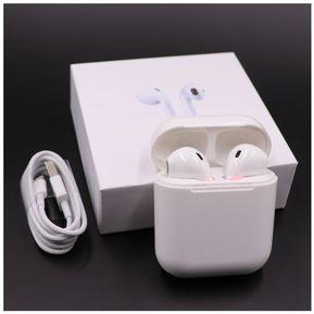 d70e25f723e Auriculares Inalambricos Bluetooth AirPods Manos Libres Audifonos I7S 4.2 -  Blanco