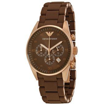 46f3da672911 Compra Reloj Emporio Armani AR5890 Para Hombre - Marrón online ...