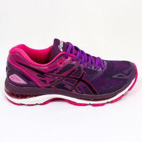Zapatillas Para Mujer Asics Gel-Nimbus 19 T750N-9020 - Morado c5af40645d17c