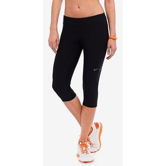 Mujer Filament Compra Negro Leggins 34 Pantalón Capri Nike ZxBqCA