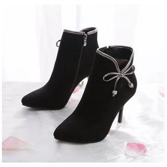 8c15ee000 Compra Botas De Vestir De Tacón Alto Para Mujer -negro online ...