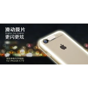 968da02dec7 Compra Funda Iphone 6 Plus Rock Light Tube Series Funda De Tpu ...
