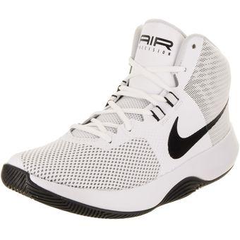 497856ca31c Compra Tenis Baloncesto Hombre Nike Air Precision-Blanco online ...
