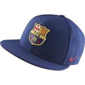 Compra Gorra Nike FC Barcelona 686241-421-Azul online  6a1b11dd9ac