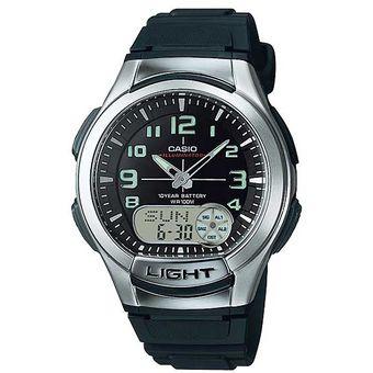 51b166c59bc4 Compra Reloj Casio AQ-180W 1B-Negro online