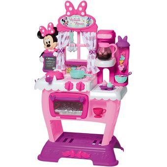 Compra Cocina De Juguete Para Ninas Disney Minnie Mouse Online