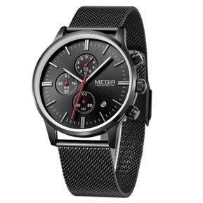Compra Relojes de licencia hombre MEGIR en Linio México cd93905aafac